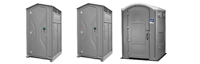 portable toilets in Cleveland